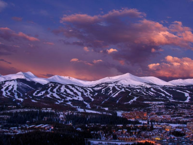 Breckenridge Event Planning