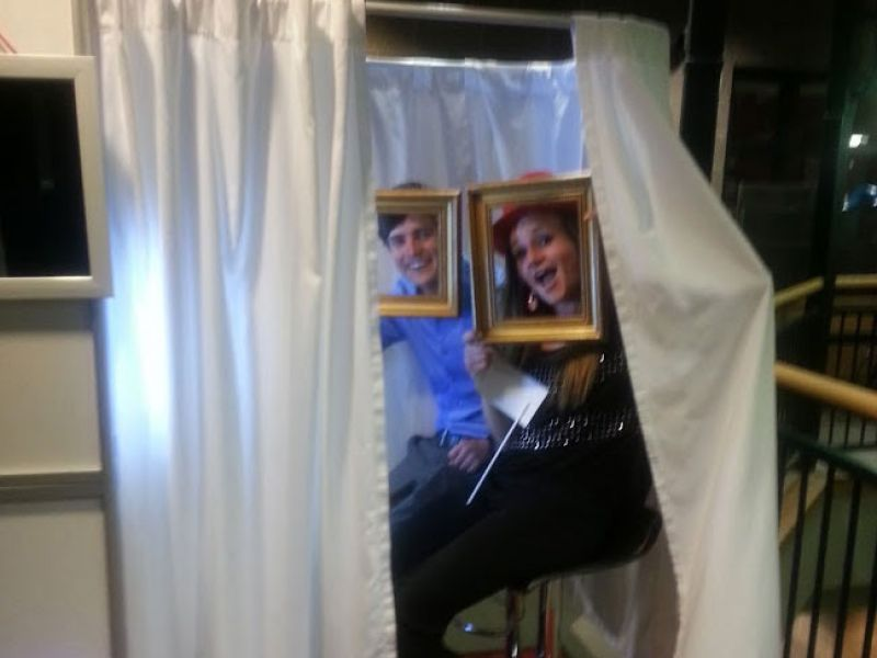 Traditional Photo Booth experience